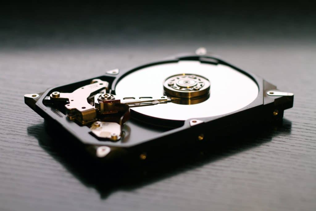 computer hard drive for backup